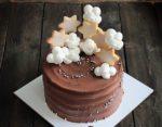 Творожный торт с печеньем без выпечки: рецепты с фото