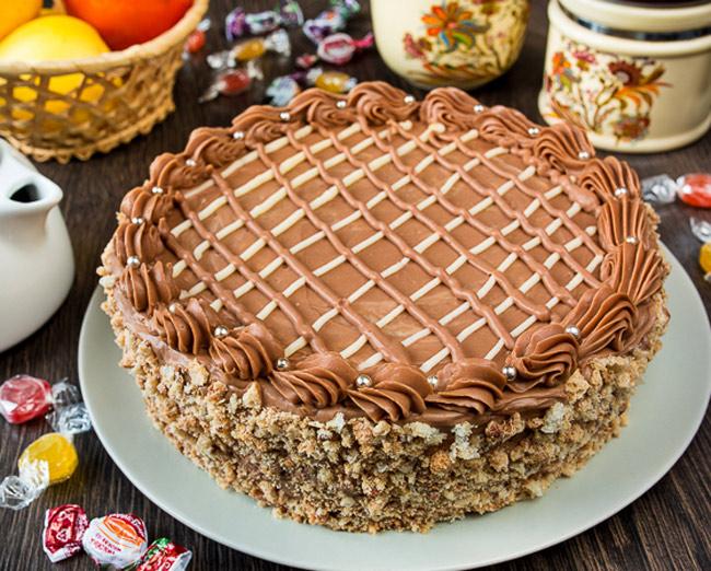Рецепты современных тортов в домашних условиях пошагово 62