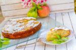 Шарлотка с яблоками классическая: рецепт с фото