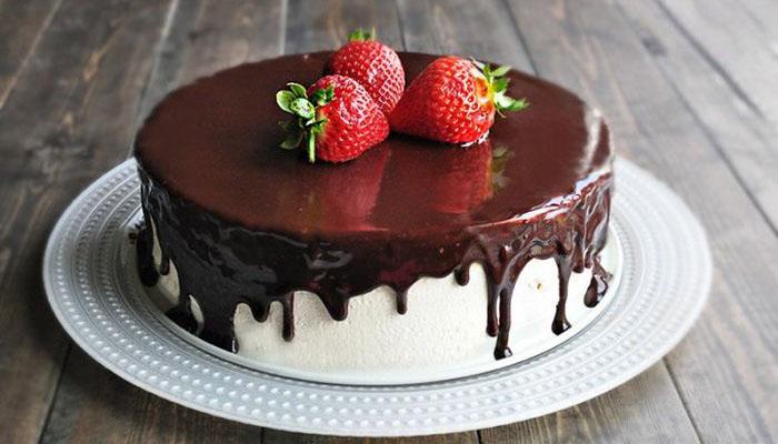 Торт шоколадный, рецепты с фото на m: 384