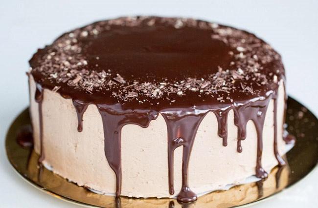 """Пражский торт"" рецепт с фото, пошагово"