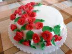 Как украсить торт мастикой: пошаговая инструкция