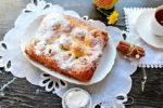 Пирог с грушей: рецепт с фото самый простой