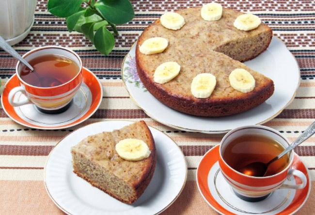 Простой десерт к чаю