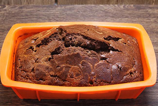 Мраморный кекс: рецепт