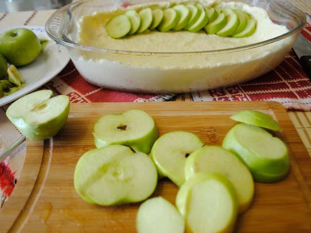 Цветаевский яблочный пирог: рецепт
