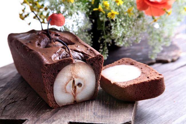 Шоколадный кекс: рецепт