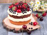 Крем для торта с маскарпоне, рецепт с фото