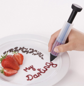 Как сделать различные надписи на торте?