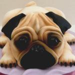Какой торт испечь на грядущий год желтой собаки?