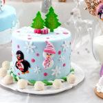 Какой торт испечь на Новый год? Чем новогодний торт отличается от обычного праздничного торта? Фото лучших новогодних тортов.