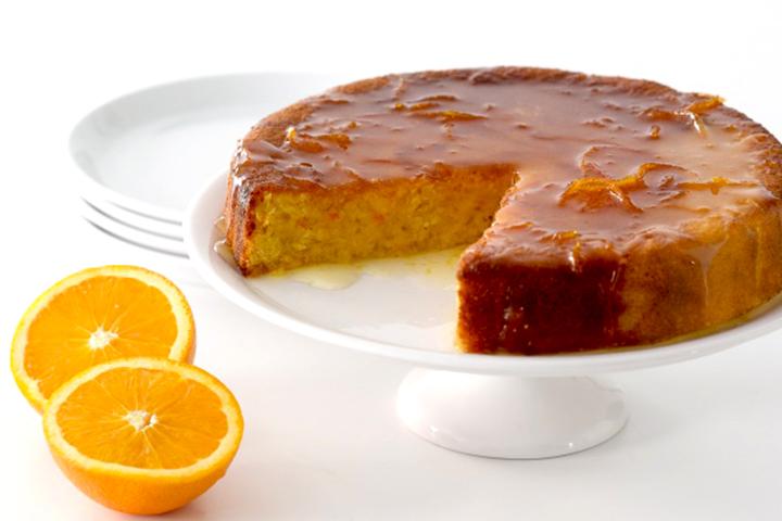 апельсиновый кекс готовим сами