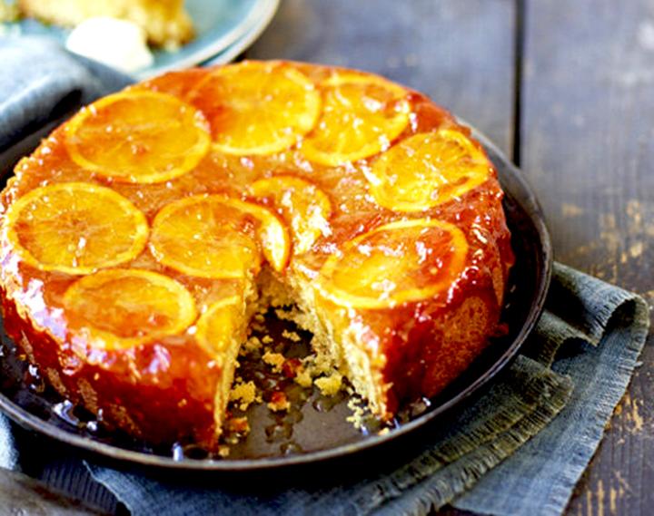 апельсиновый кекс рецепт домашний