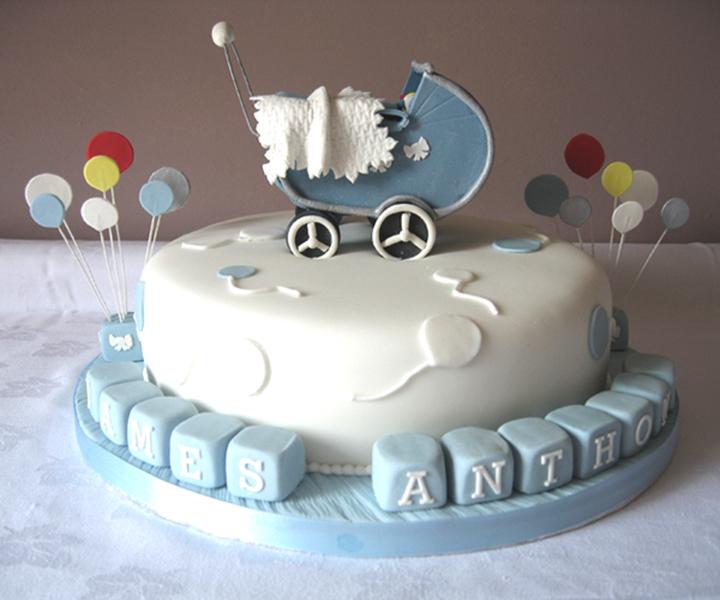 идея торта на рождение ребенка
