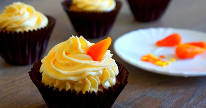 капкейки рецепты с морковью