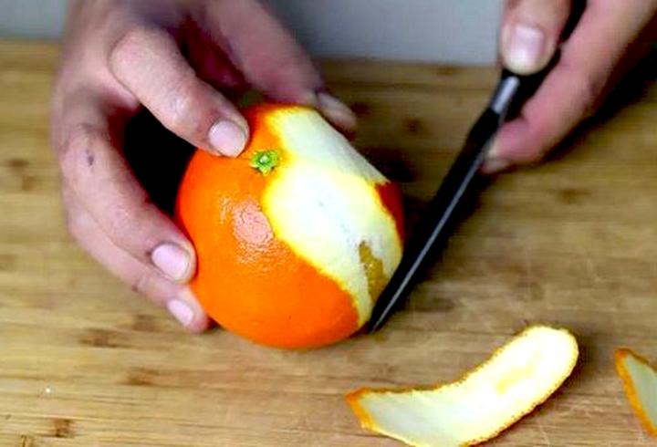 кекс апельсиновый рецепты