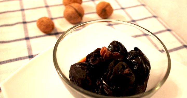 конфеты рафаэлло с черносливом