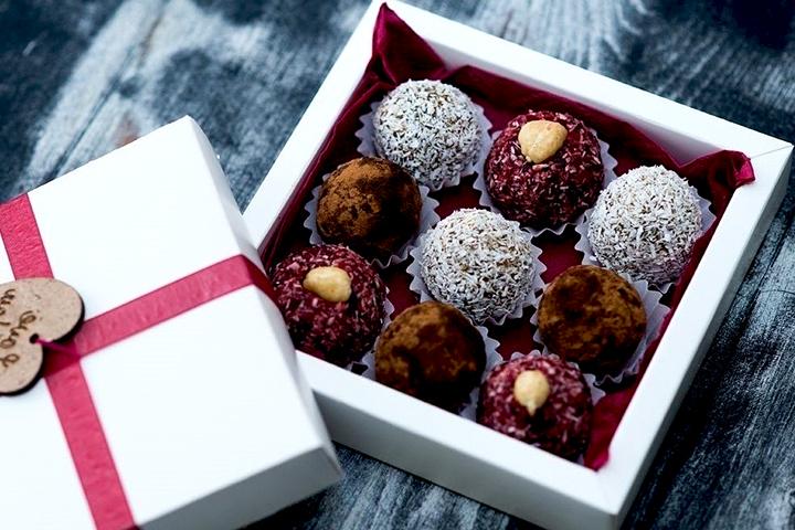 конфеты рецепт из сухофруктов