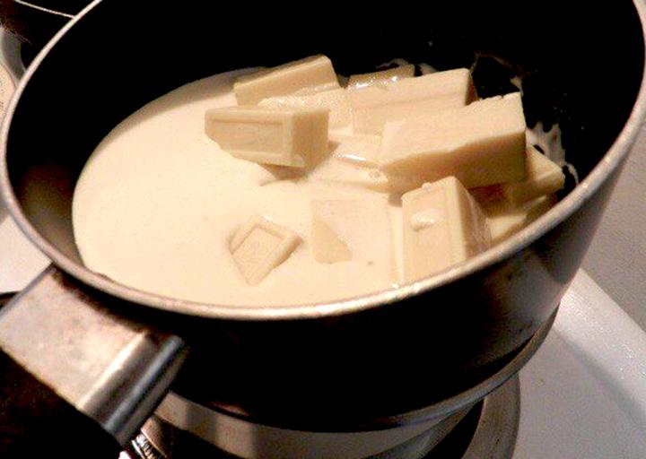 крем для конфет рафаэлло рецепт