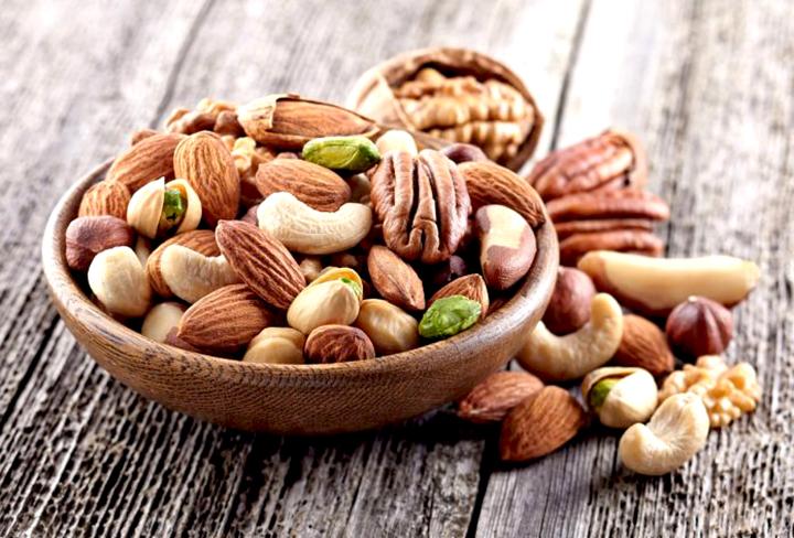 орешки для конфет