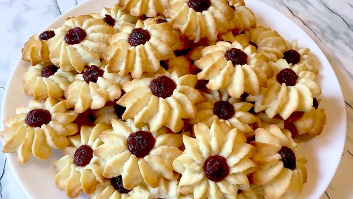 печенье курабье как приготовить