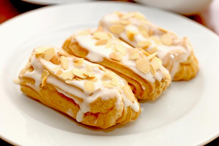 пирожные заварные рецепт