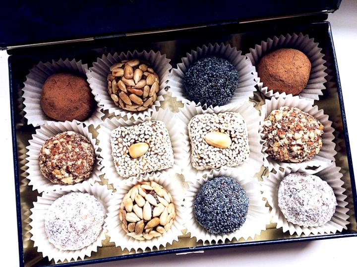рецепты приготовления конфет