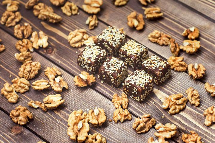 рецепт конфет из сухофруктов