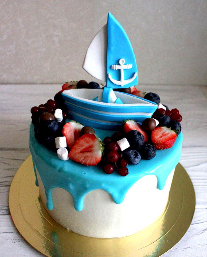 рецепт торта на годик