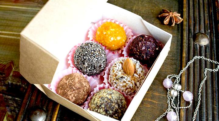 своими руками конфеты из сухофруктов