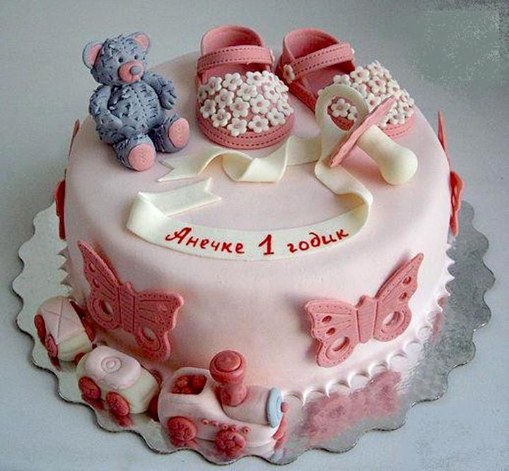 тортик для девочки