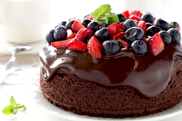торт для мальчика