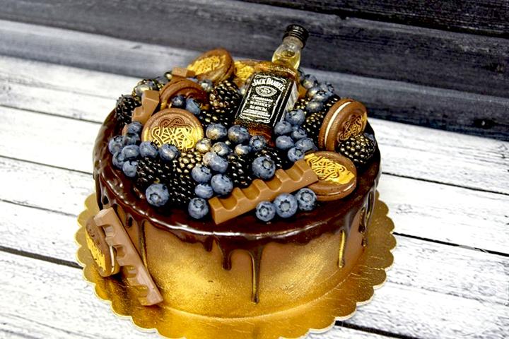 торт для любимого