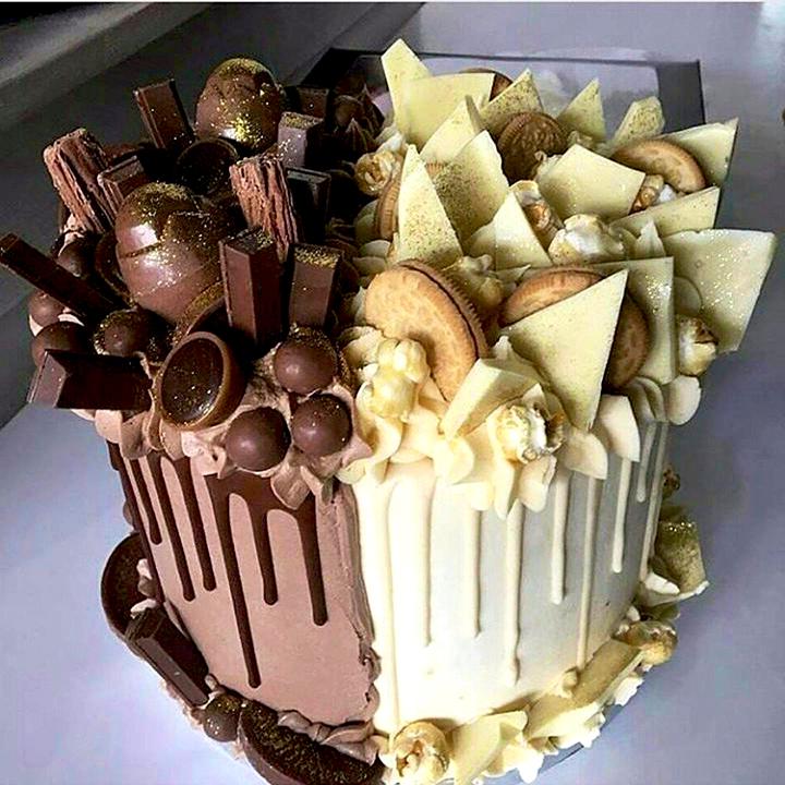 Испечь торт мужу на день рождения — 4