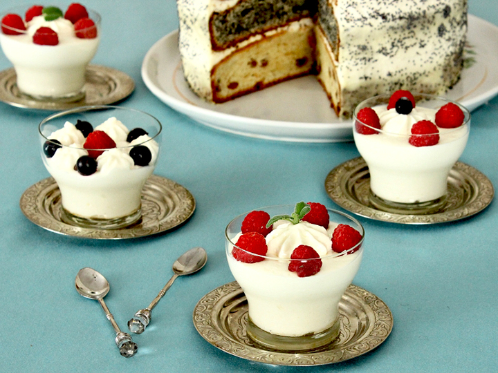 торт крем маскарпоне