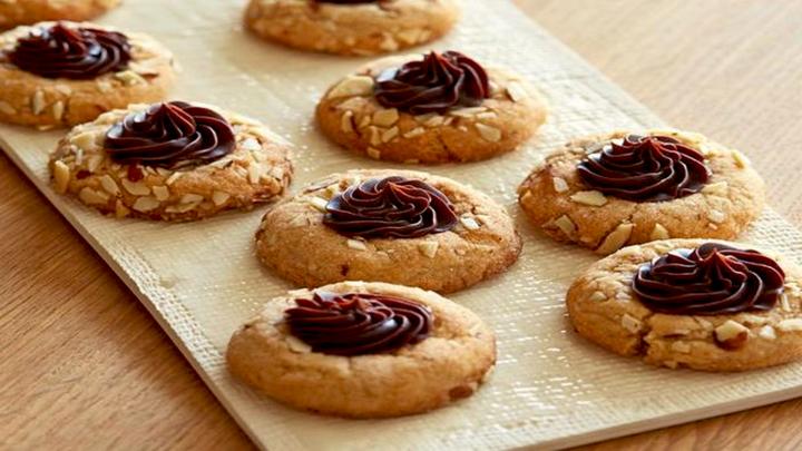турецкое печенье курабье