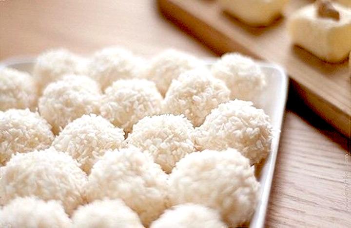 конфеты рафаэлло в домашних условиях рецепт