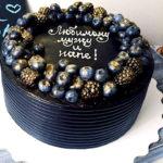 Как сделать надпись на торте для мужчины в день рождение: самые оригинальные идеи!