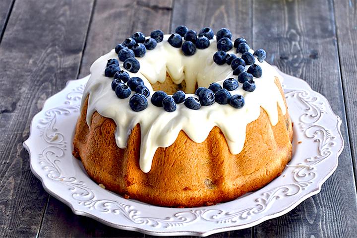 как изготовить домашний кекс рецепт