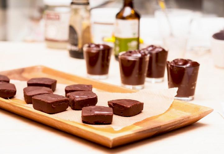 помадка шоколадная рецепт