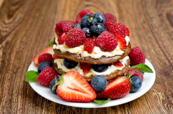 рецепт приготовления блинного торта
