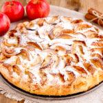 Лучшие рецепты низкокалорийного диетического пирога с яблоками