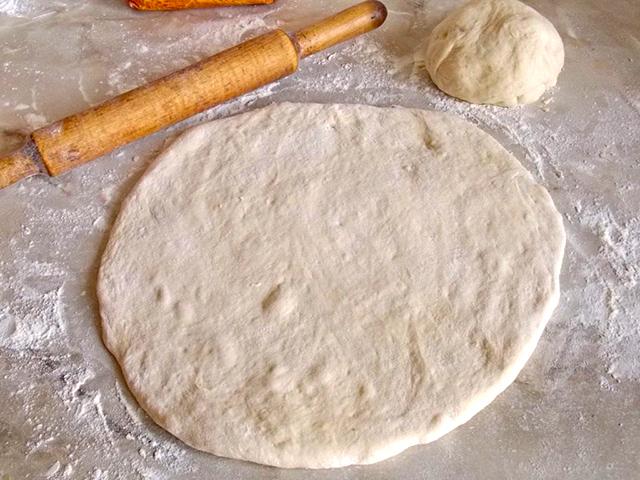 как быстро приготовить тесто