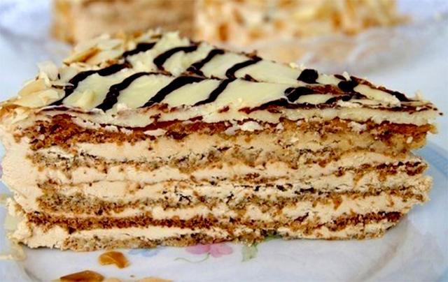 королевский торт рецепты