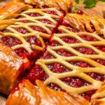 Самые вкусные рецепты домашнего пирога с клюквой