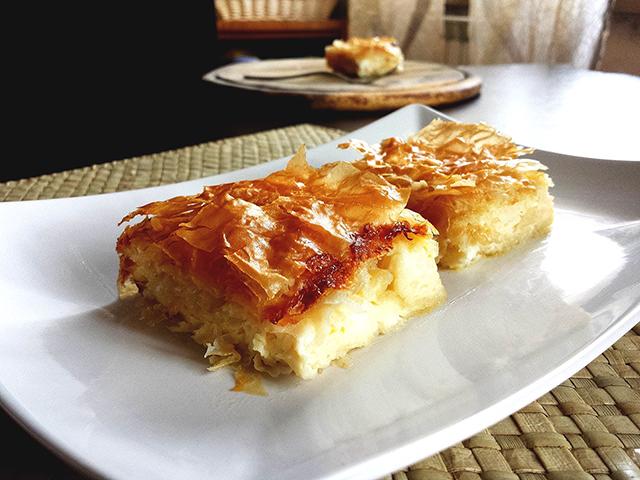 рецепт болгарского пирога