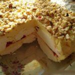 Рецепт приготовления торта из зефира в домашних условиях