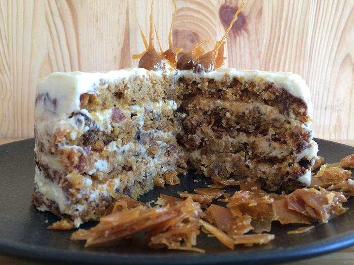 торт печенье с зефиром