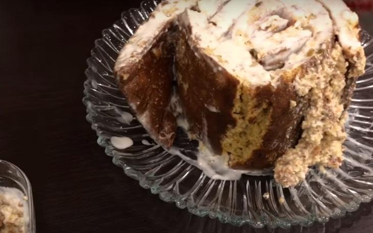 Торт Трухлявый пень по классическому рецепту