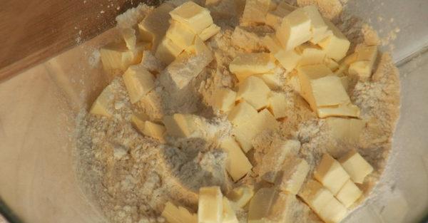 Лимонный тарт: рецепт с фото в духовке